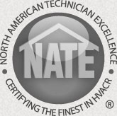 NATE Certified Contractor