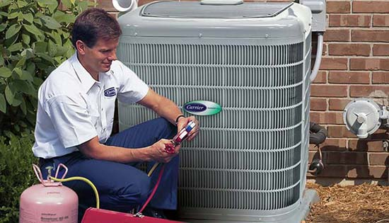 Heating and air conditioning installation Colorado Springs